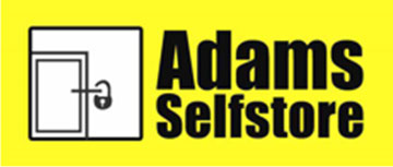 Adams Self Storage logo