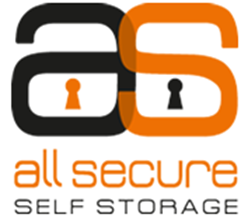 All Secure Self Storage logo