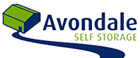 avondale self storage logo