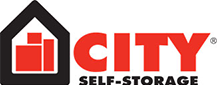 city self-storage logo