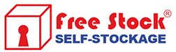 free stock self-storage logo