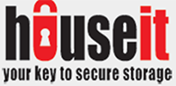 house it your key to secure storage logo