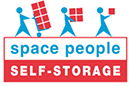 space people self-storage logo