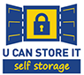 u can store it self storage logo