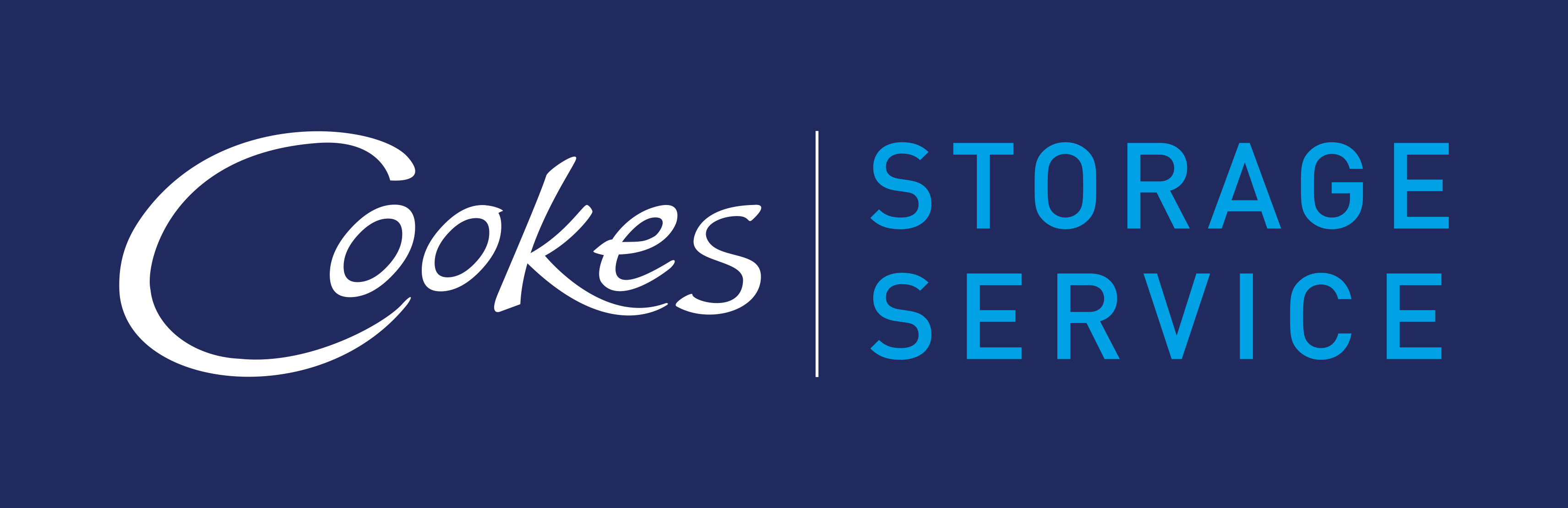 Cookes Self Storage logo
