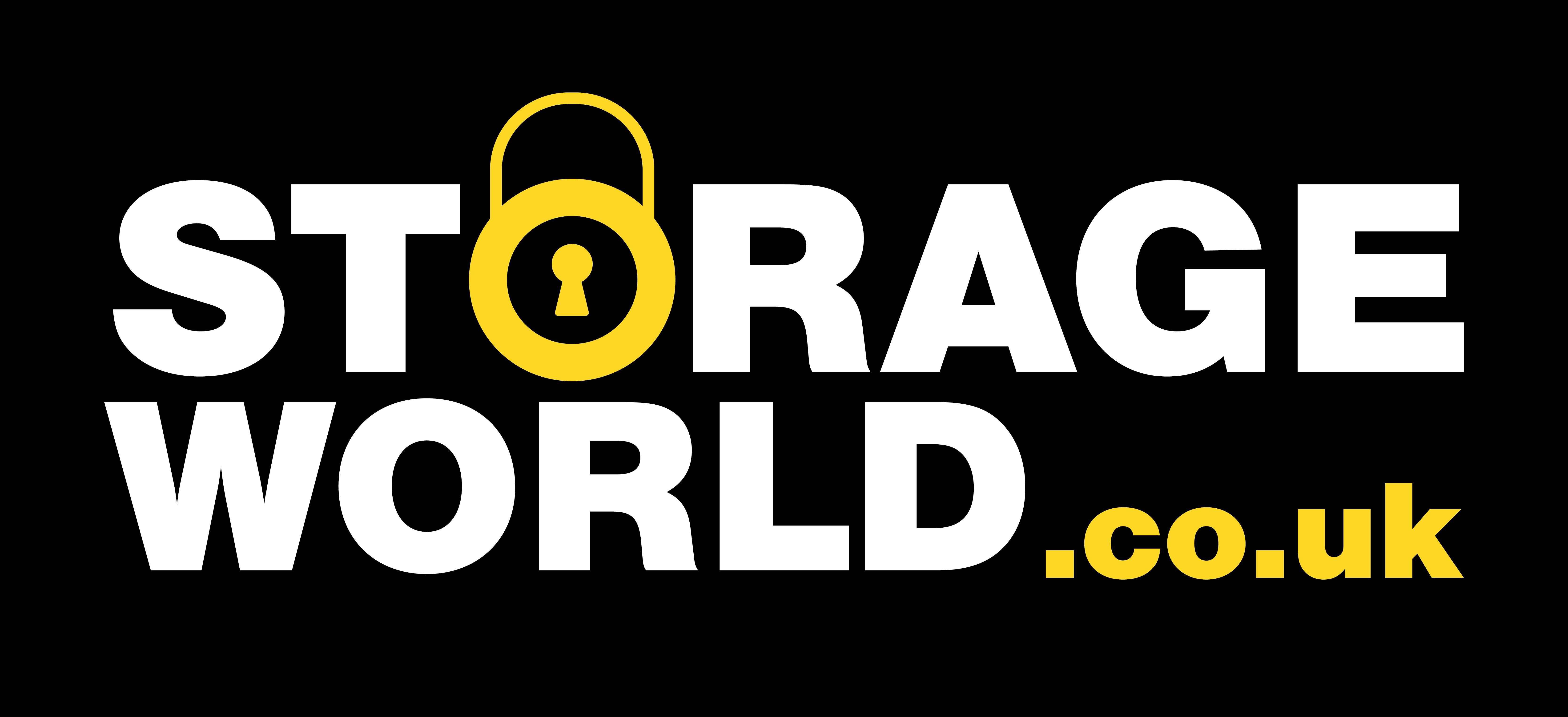 storage world self storage logo