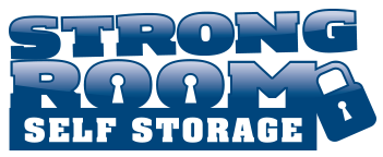 Strongroom Self Storage logo